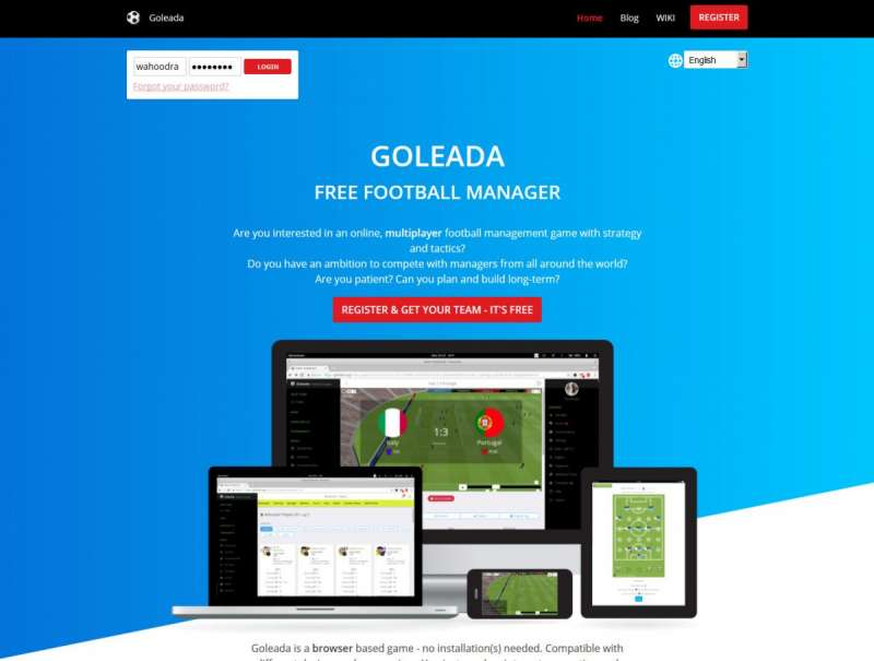 massive multiplayer online games - Goleada