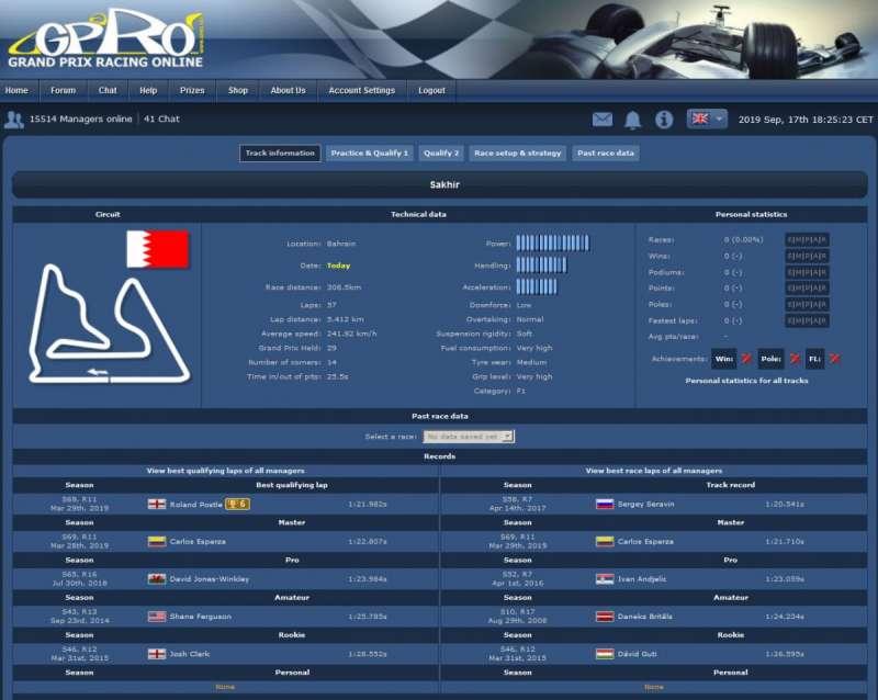 Best online games - Grand Prix Racing Online