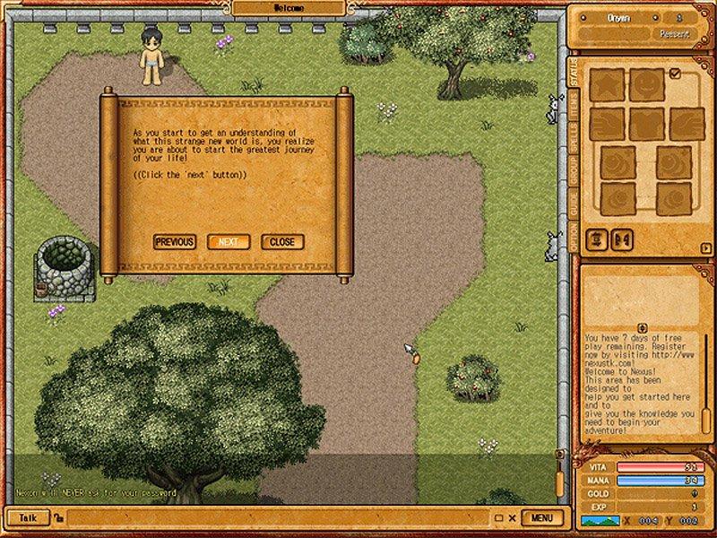 Best online games - Nexus TK