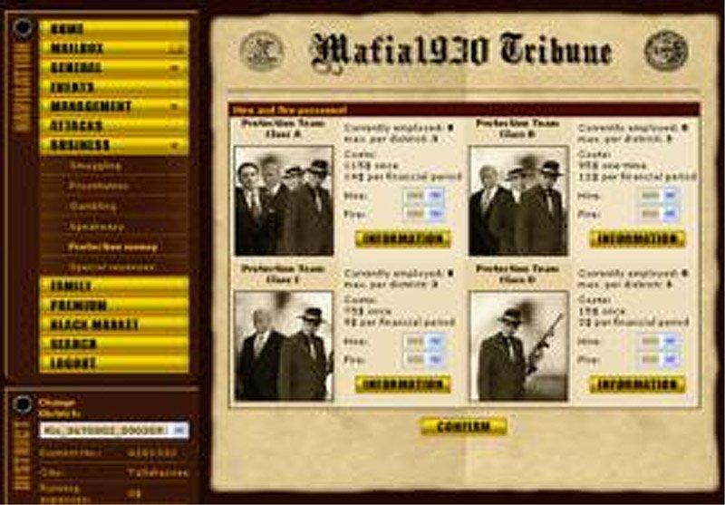 Mafia 1930  2010