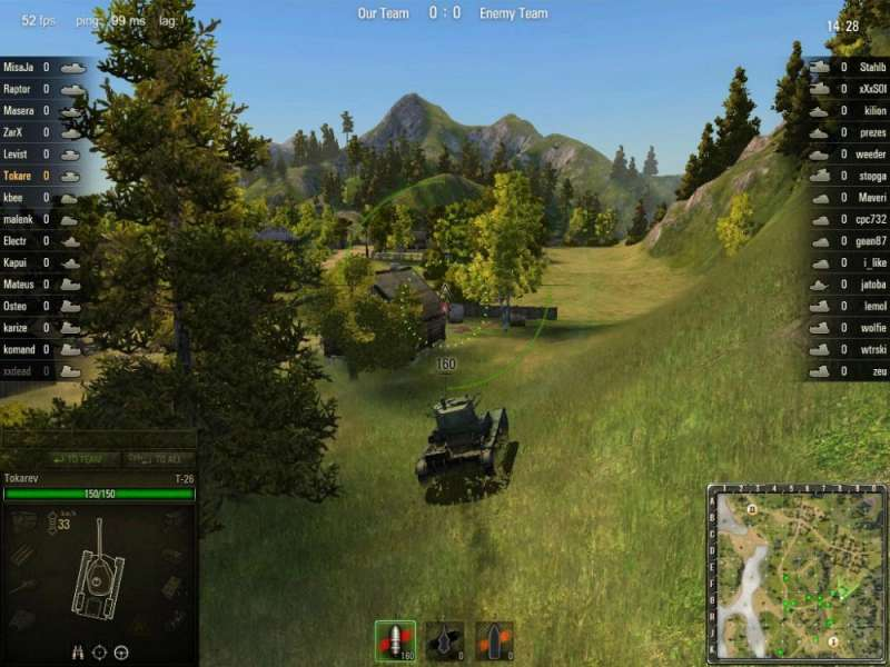 World of Tanks  2011